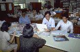 Staff At W...