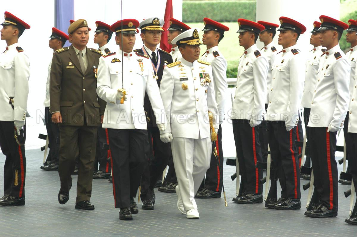 MINDEF NEWS RELEASE: CHIEF OF STAFF OF INDONESIAN NAVY