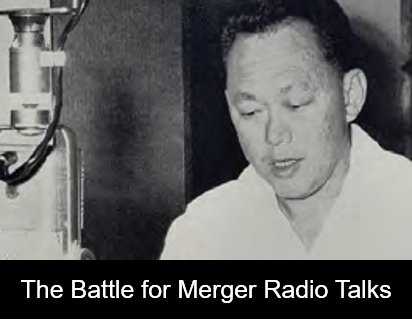 Merger Radio Talks
