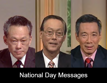 National Day Messages