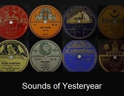 Sounds of Yesteryear