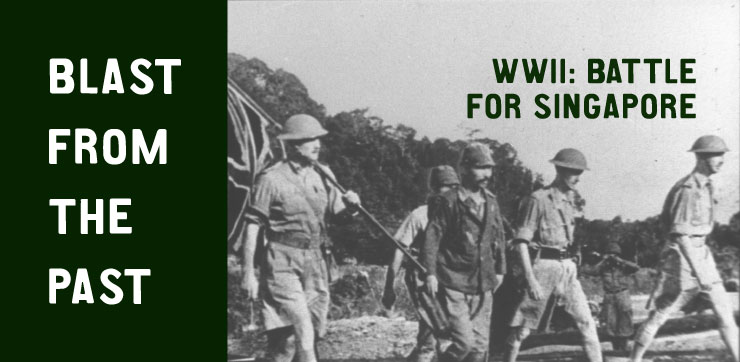 WWII: Battle for Singapore