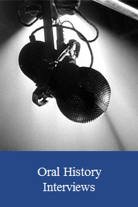Oral History Interviews