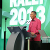 Lee Hsien Loong at National Day Rally 2013