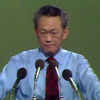 Lee Kuan Yew speech 1975