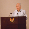 Lee Kuan Yew speech 1989