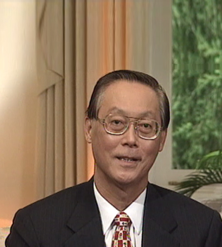 Goh Chok Tong National Day Parade Message