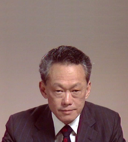 Lee Kuan Yew National Day Message