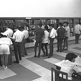 Before The Internet - National Library's Reference Section