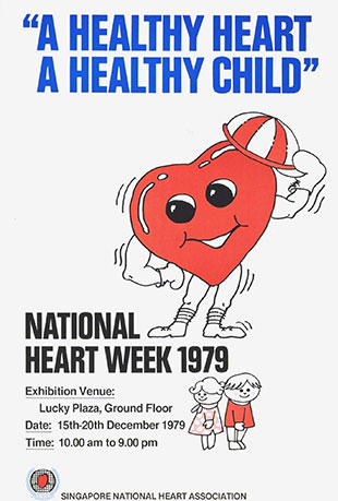 National Heart Week 1979