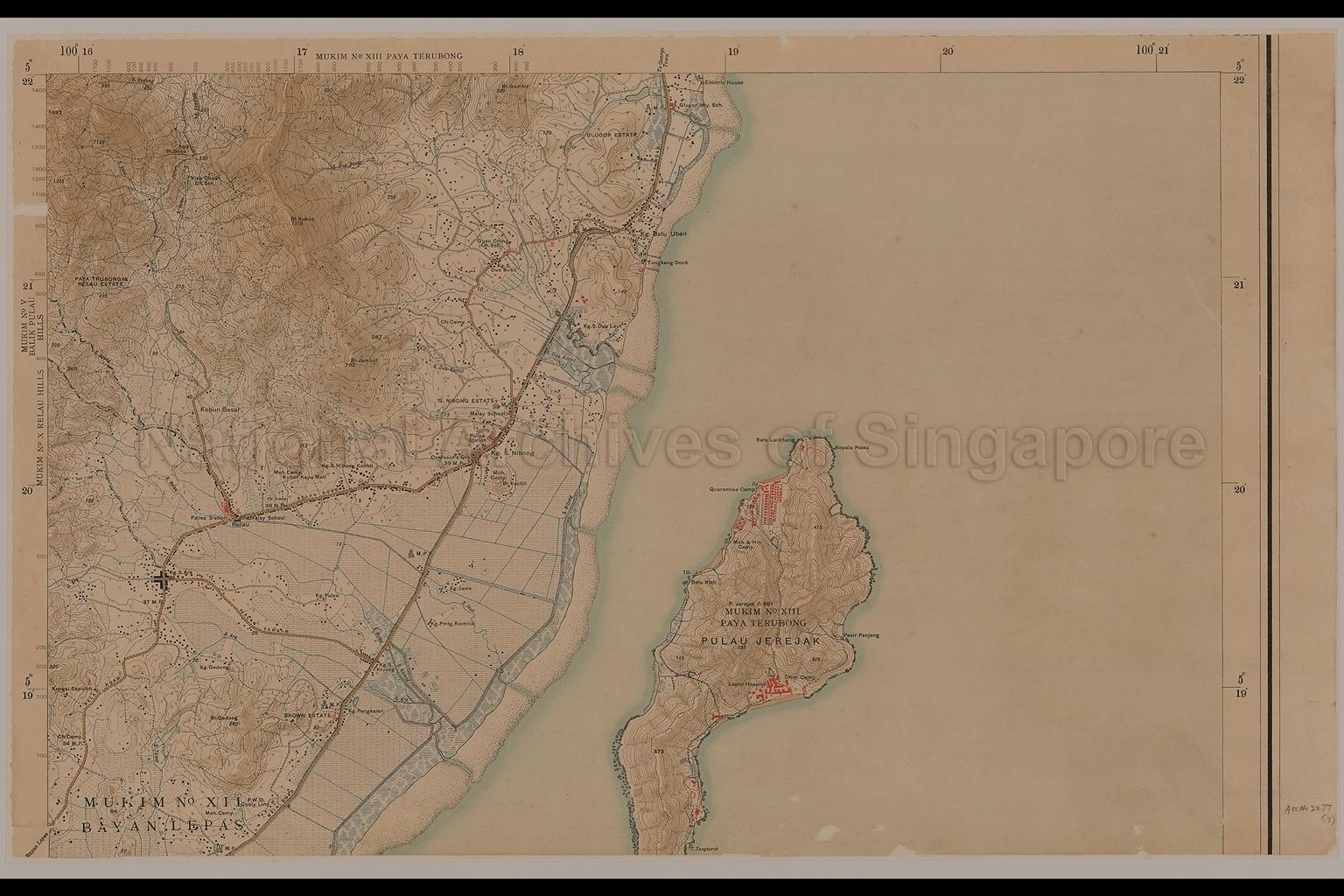 Penang,1927