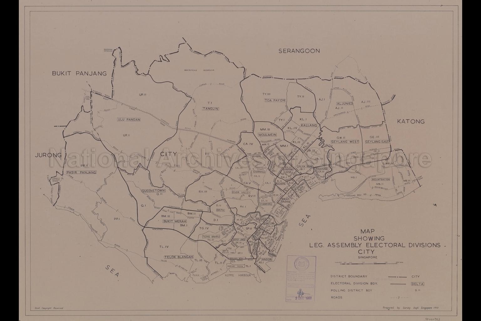 Legislative Assembly electoral Divisions. City (of)  …