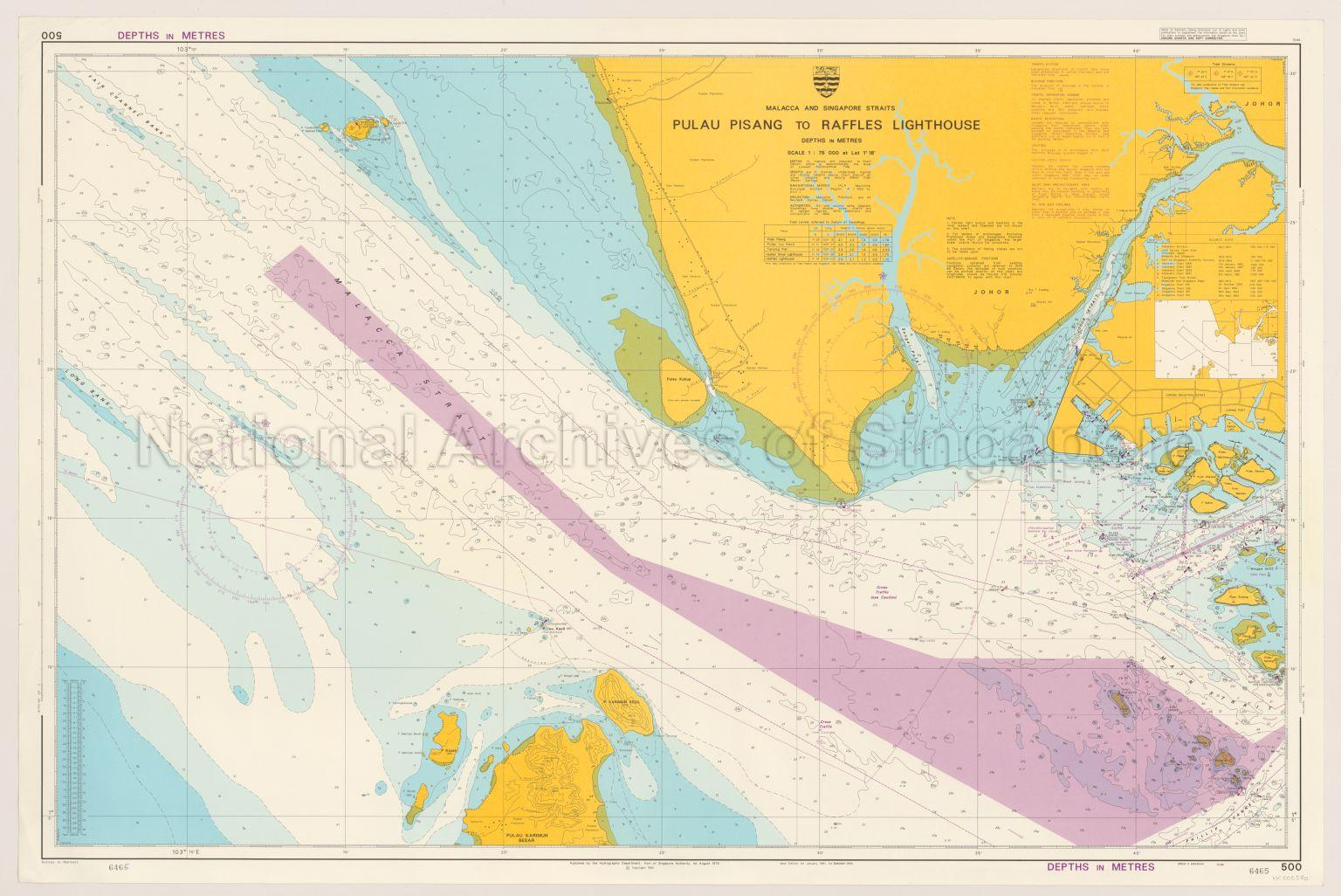 Malacca On World Map.Malacca And Singapore Straits Pulau Pisang To Raffles