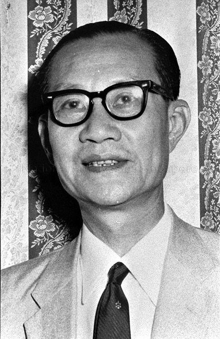 Tan Siak Kew, President of Singapore Chinese Chamber of …