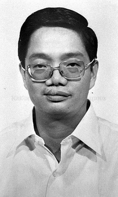 BERNARD CHEN Tien Lap, member of Peoples Action Party (PAP ���
