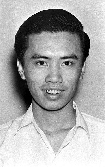 Lim Chin Siong, Member of People's Action Party and Member of first Singapore Legislative Assembly under the Rendel Constitution representing Bukit Timah. In 1961, he co-founded the Barisan Sosialis and was detained under the Internal Security Act from 1963 to 1969