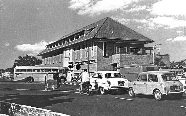 Officially opened as the NAAFI (The Navy, Army and Air Force Institute) Britannia Club on 17 December 1952 by Commissioner-General for Southeast Asia Malcolm Macdonald,  the clubhouse served as a recreational club for British servicemen. When British forces withdrew in 1971, the Singapore government purchased and established the SAF NCO Club on the same site in 1974. It was renamed the SAF Warrant Officers and Specialists (WOSE) Club in 1994 and marked as a conservation site on 9 October 2002 when SAF (WOSE) Club moved to new premises.