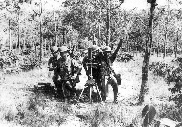 The Malay Regiment was formed at Port Dickson in 1933. War hero Lieutenant Adnan Saidi of the Malay Regiment died fighting the Japanese in one of the fiercest World War II battles in Singapore at the Battle of Opium Hill (Bukit Chandu), off Pasir Panjang.