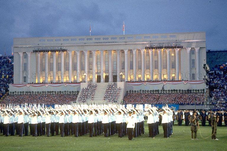 National Day Parade 1998 at National Stadium