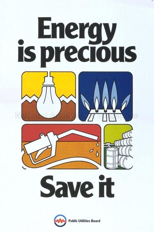 Energy is precious  : save it.