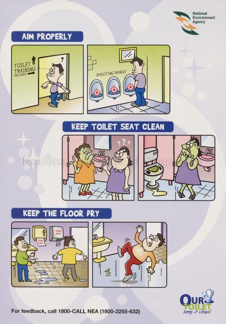 how to keep your toilet clean